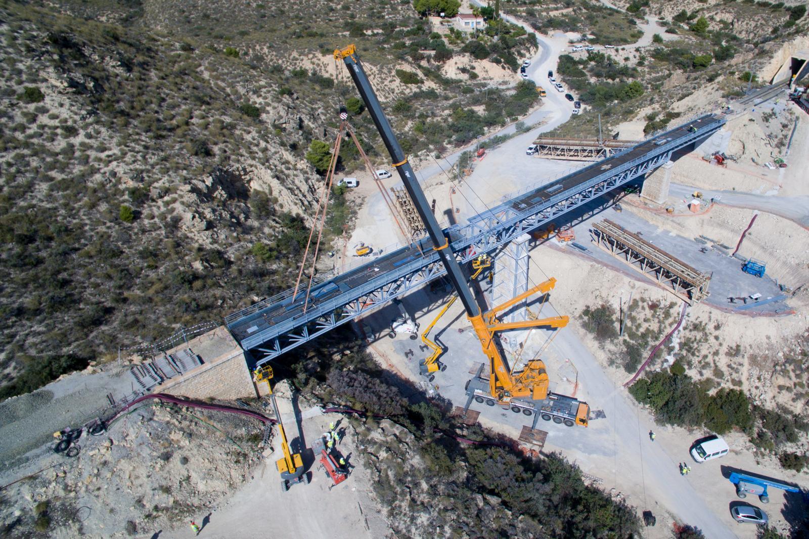 Puente sobre el Barranco Aguas