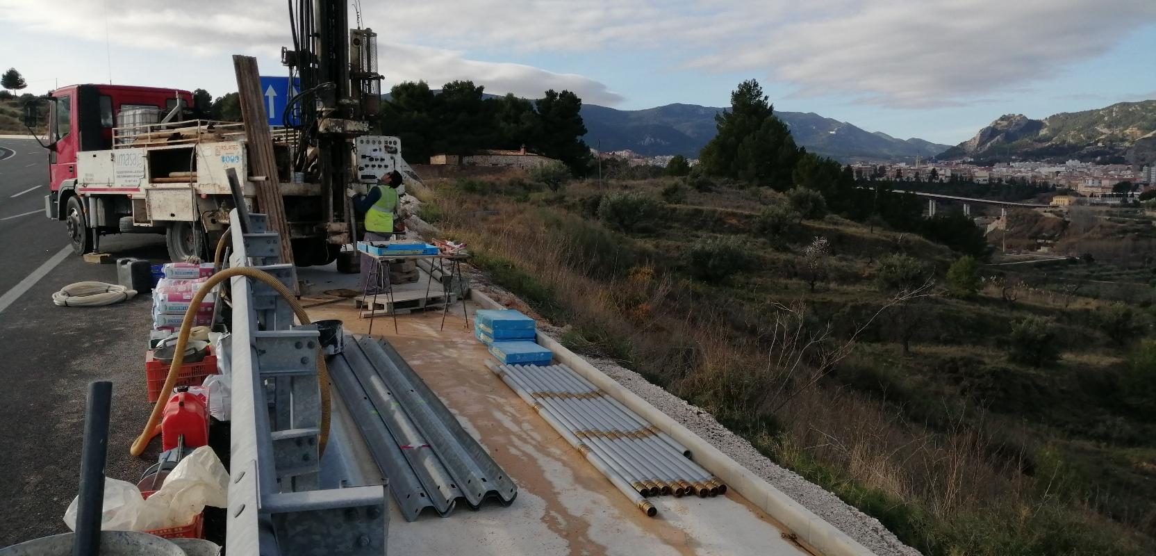 Auscultación  Geotécnica: Micrómetro  Deslizante